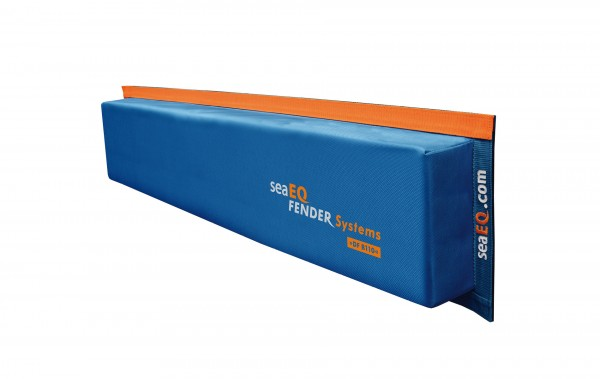Stegfender, Pontonfender, DF B 110 blau