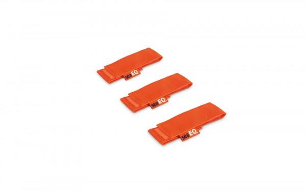 mooring pile fenders - lashing straps