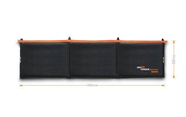 boat fenders flat – boat bumpers flat, LF 2100 XL